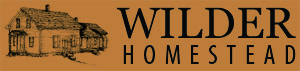 Contact Us | Wilder Homestead